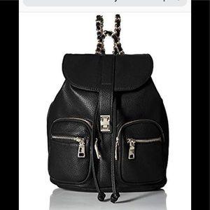 Steve Madden Bally Black Backpack
